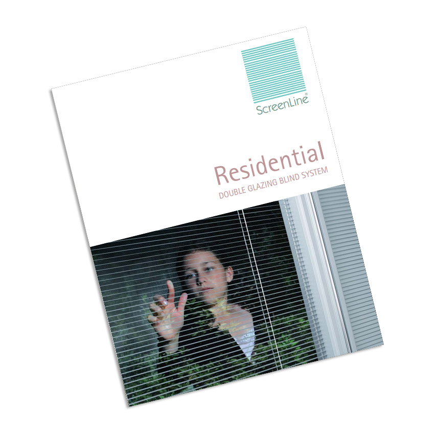 ScreenLine Residential Brochure