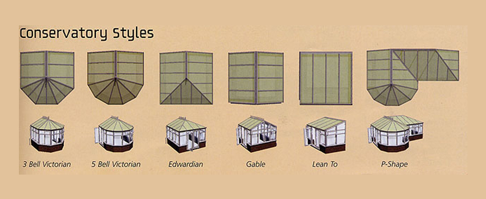 Conservatory Styles