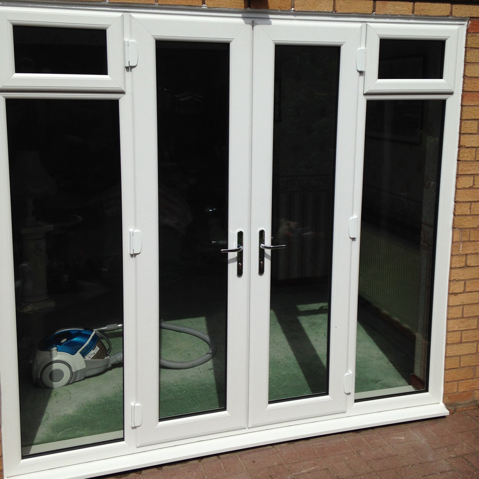 FRENCH DOORS, PATIO DOORS